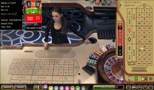 Real casino roulette online