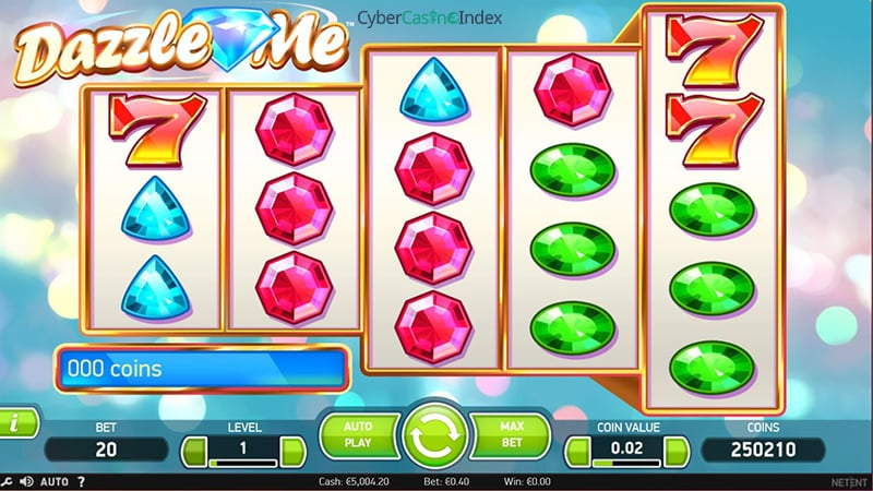 dazzle-me-video-slot-preview