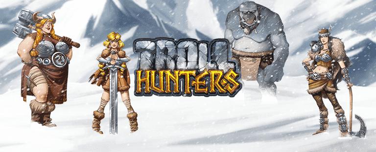 Troll hunter video slot