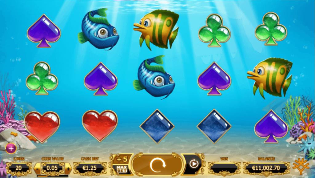 golden-fish-tank slot preview