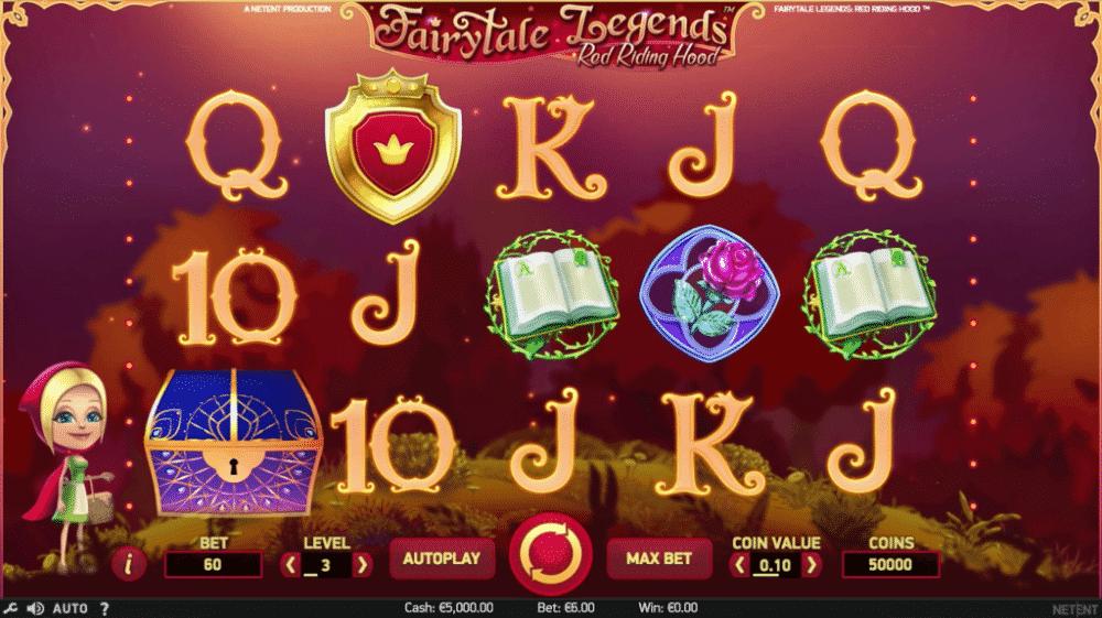 Fairytale Legends: Red Riding Hood™ preveiw