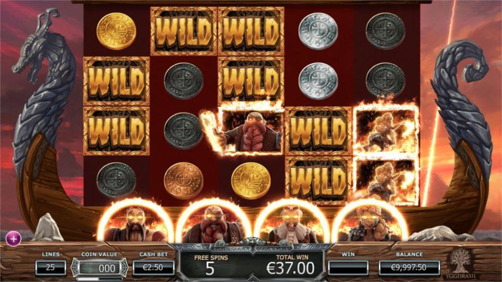 Vikings go Berzerk Slots - Play Now with No Downloads