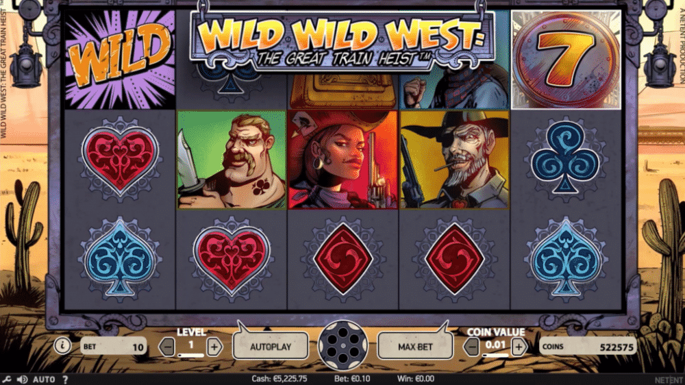 Preview - Wild Wild West: The Great Train Heist™