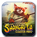 The Legend of Shangri-La: Cluster Pays™ Netent slots