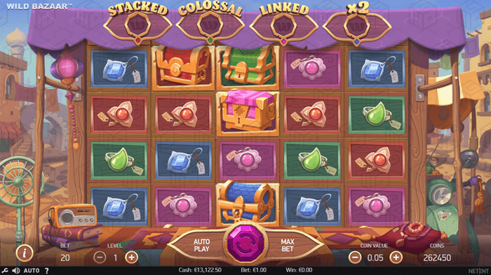 Game-Preview-NetEnt-Slot-Wild-Bazaar