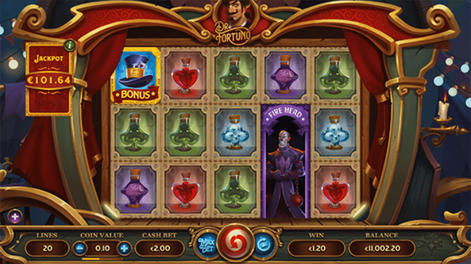 Spins online dr fortuno slot machine online yggdrasil young