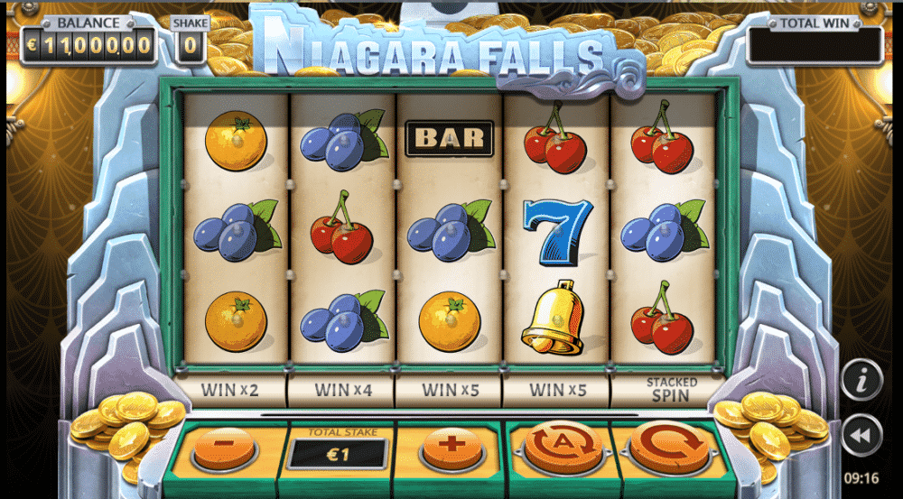 niagara-falls-Yggdrasil-video slot-preview