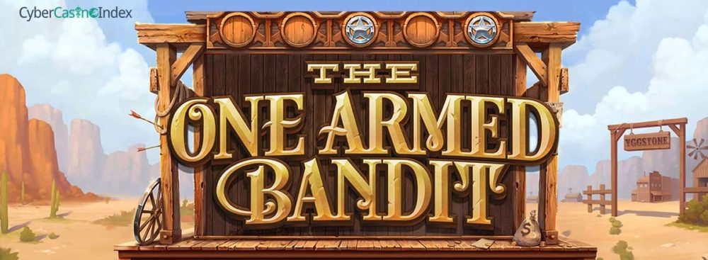 The One Armed Bandit -banner