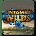 Untamed Wilds Yggdrasil slot logo