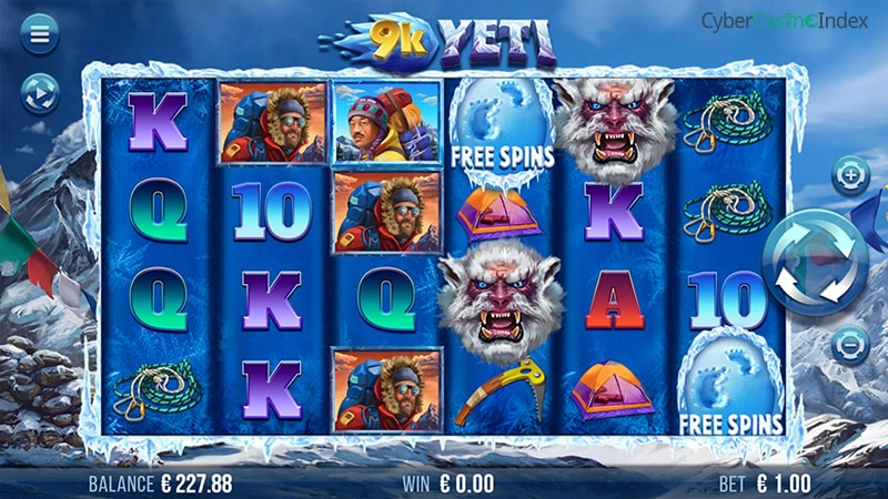 4theplayer_9k-yeti-slot-preview