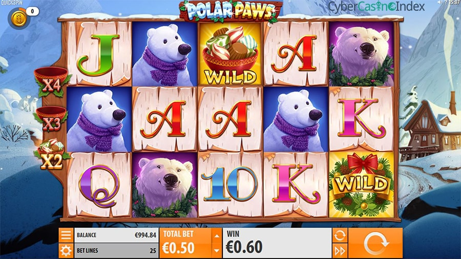 Polar-Paws-video-slot
