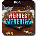 Heroes' Gathering Slot Review - Relax Gaming