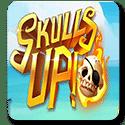 skulls-up-slot-logo