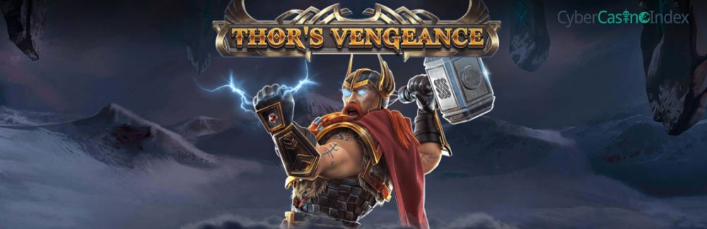 Thor's Vengeance slot Red Tiger Gaming review